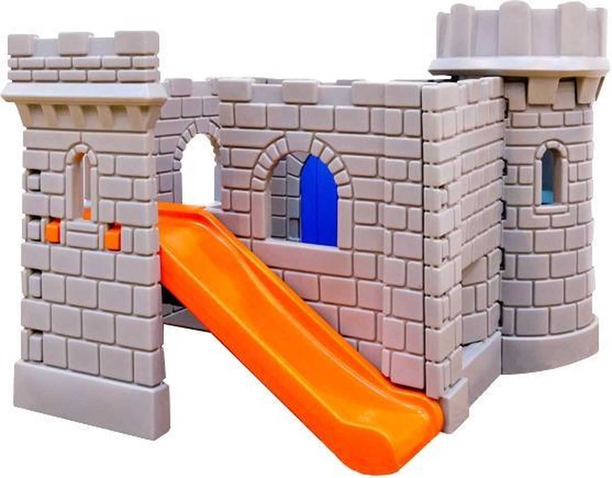 Little Tikes Classic Castle - Speelhuis met glijbaan