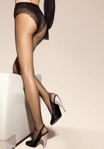 SiSi Style pantys | zwart | 40 DEN panty | S