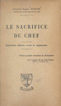 Le sacrifice du chef
