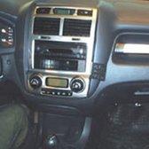Houder - Dashmount Kia Sportage 2005-2010