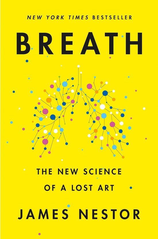 Boek cover Breath van James Nestor (Hardcover)