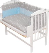 co-sleeper, babybed, bedje, incl.matras en wielen / MULTIFUNCTIONELE CO-SLEEPER / AANSCHUIFBEDJE