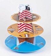 Cupcakes standaard piraat