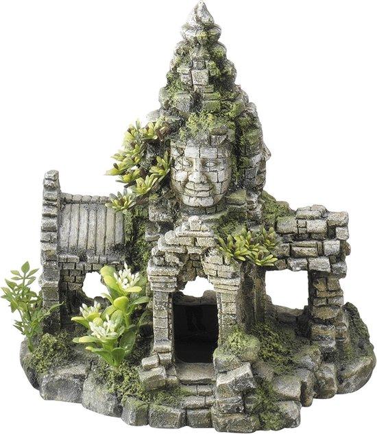 Aqua D'ella Tempel Angkor Wat - Aquariumornament - 24 x 16,7 x 24,5 cm