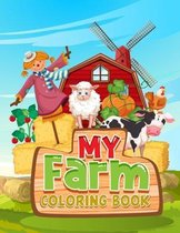 My Farm Coloring Book