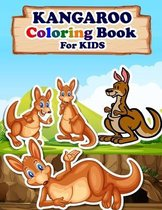 KANGAROO Coloring Book For Kids