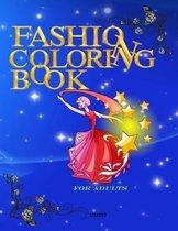 Fashion Coloring Book
