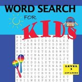 Word Search for Kids Level 3
