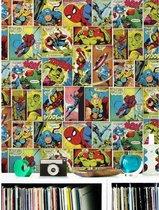 Marvel Avengers Behang 53cm breed x 10m lang