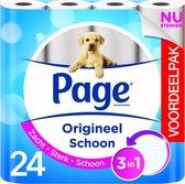 Page Toiletpapier Origineel Schoon - 2-laags - 24 rollen