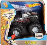 Hot Wheels Monster Jam Metal Mulisha - 11 cm