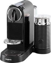 Nespresso MAGIMIX citiz & milk black restyle