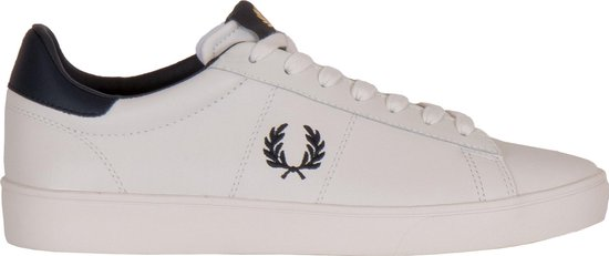 Fred Perry Sneakers - Maat 41 - Mannen - wit/zwart