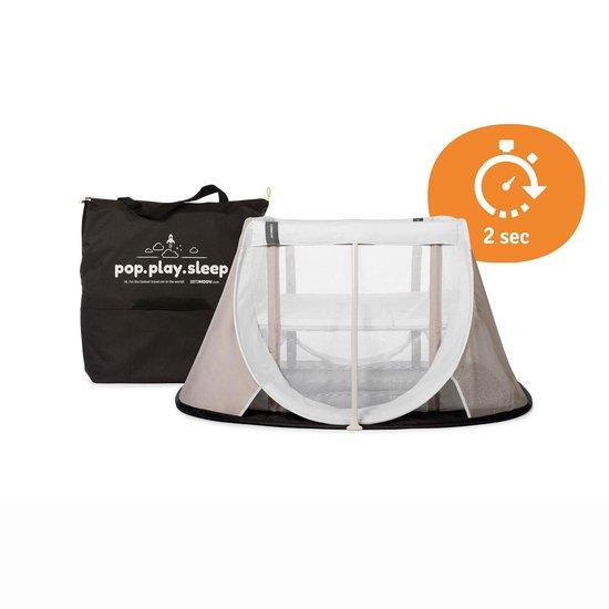 Product: Aeromoov Instant Reisbed Kleur: White Sand, van het merk AeroMoov
