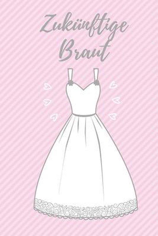 Zuk�nftige Braut: Auf 120 linierten Seiten ca. im A5 Format haben viele Ideen f�r die Hochzeit rund um dein Hochzeitskleid Platz.