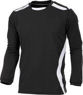 hummel Club Shirt l.m. Sportshirt - Zwart - Maat XXL