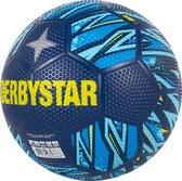 Derbystar Streetball Voetbal - Blauw - Maat 5