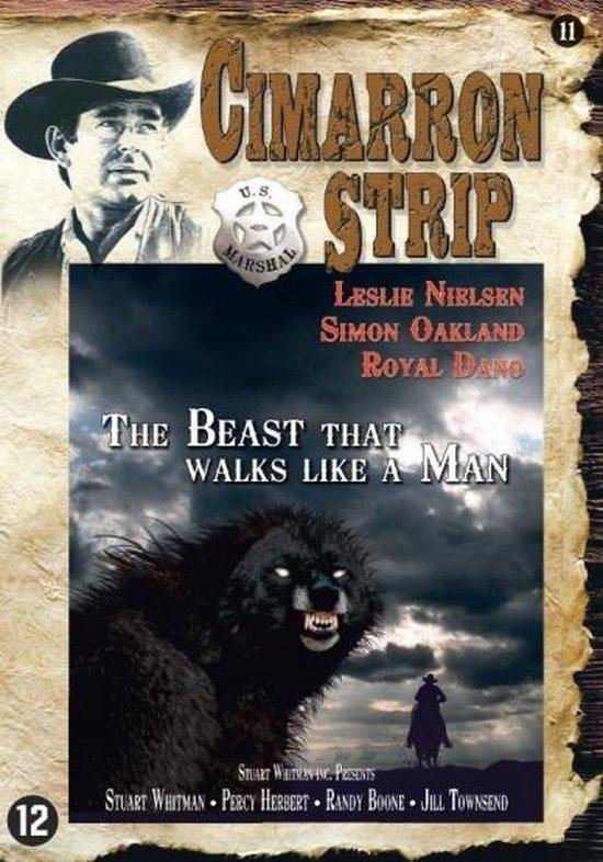Cover van de film 'Cimarron Strip - The Beast That Walks Like A Man'