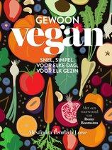 Boek cover Gewoon vegan van Alexandra Penrhyn Lowe (Onbekend)