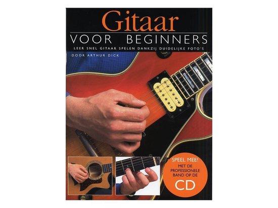 Gitaar Voor Beginners (Book/CD) - Arthur Dick |