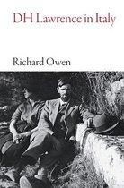 Boek cover Dh Lawrence in Italy van Richard Owen