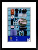 Fotolijst - Henzo - Napoli - Fotomaat 40x50 - Zwart