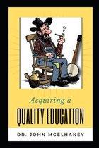 Acquiring A Quality Education
