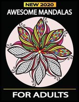Awesome Mandalas For Adults New 2020