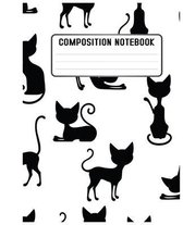 Composition Notebook: It measures at 7.5x9.25_letter size. Use this notebook