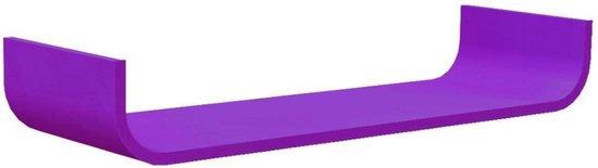 Wandplank flower Violet