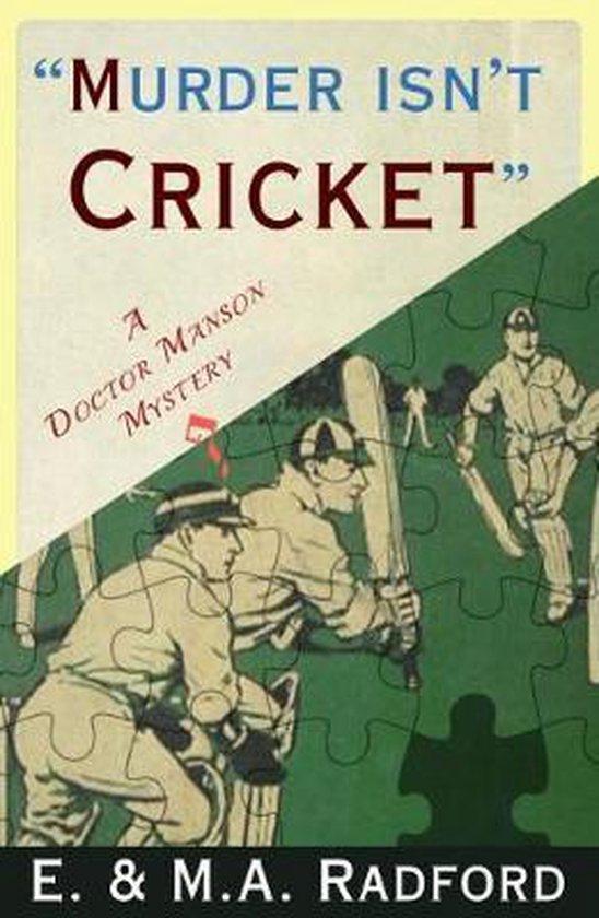 Murder Isn't Cricket