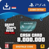 GTA V 8.000.000 GTA dollars - Megalodon Shark (NL)