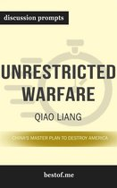Boek cover Summary: Unrestricted Warfare: Chinas Master Plan to Destroy America by Qiao Liang - Discussion Prompts van Bestof.Me (Onbekend)