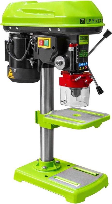 Zipper Kolomboormachine Tafelboormachine ZI-STB13T | 400W
