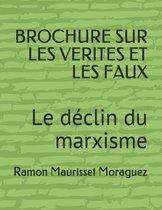 Brochure Sur Les Verites Et Les Faux