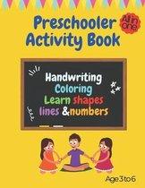 Preschooler Activity Book