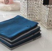 Pella Schoonmaakdoeken - Streepvrij - Microvezeldoekjes - Verbluffend Resultaat - Microvezeldoeken - Reinigingsdoekjes - 3 Stuks - Raamdoeken – Duurzaam – 40x60 cm