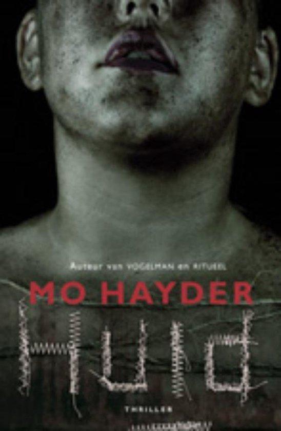 Huid - Mo Hayder |
