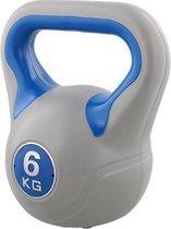 Kaytan Kettlebell 6 kg - Fitness - Krachttraining - Halters en Gewichten
