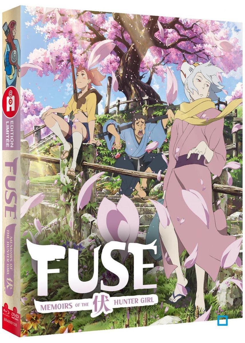 Fusé - Collector DVD/BR VOST-