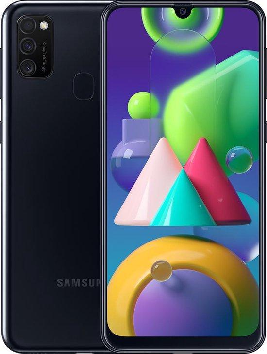 Samsung Galaxy M21 Power - 64GB - Zwart