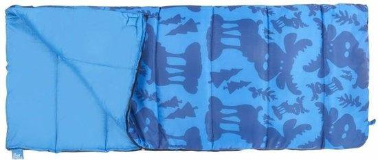 Wenzel Kinderslaapzak jongens - Moose - Jongens - Wenzel kinderslaapzak in de kleur blauw, speciaal voor jongens