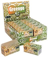 GreenGo Rolls 4 meters slim (24pcs/display) Unbleached
