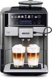 Siemens EQ.6 Plus s500 TE655203RW - Volautomatische espressomachine - Zwart