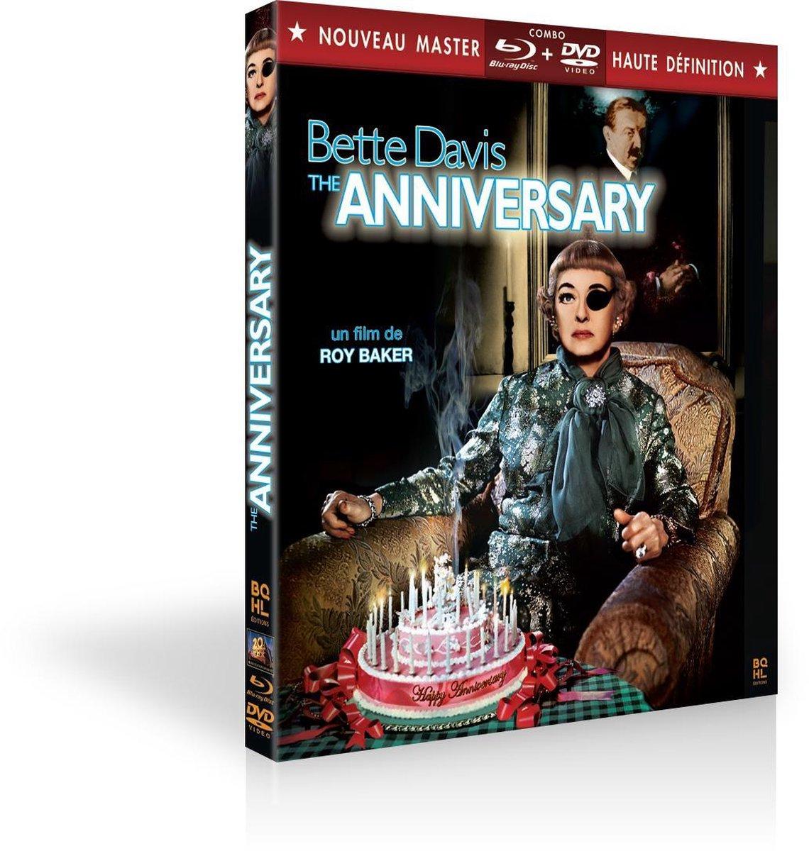 The Anniversary (1968) - Combo DVD + Blu-Ray-