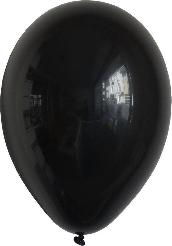 My Little Day - Ballonnen - Zwart - 10 stuks - 30cm