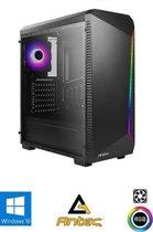 Basis Game PC V2.0 - Ryzen 3 3200G - 8GB DDR4 2666Mhz - 240GB M.2 SSD - Windows 10 Pro - Radeon Vega 8 Graphics
