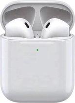 Draadloze oordopjes bluetooth - Bluetooth headsets - Wit