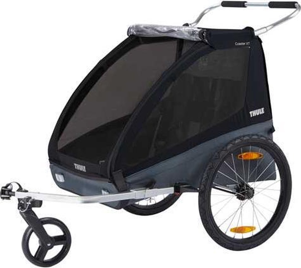 Thule Coaster 2 XT Fietskar Premium Black 2021
