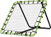 EXIT Tempo multisport rebounder 100x100cm - groen/zwart